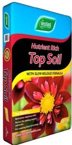 West C Rich Top Soil 35L