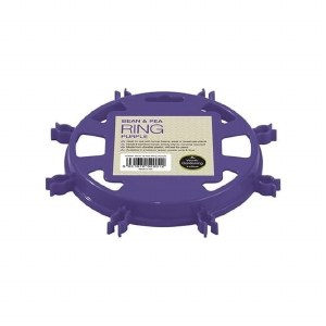 Sweet Pea Ring Purple