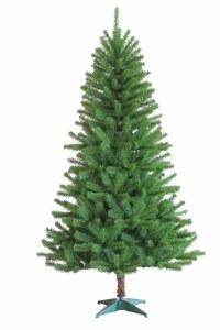 Carson Pine Green 2.10m (7ft)