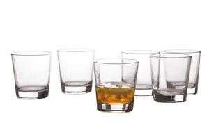 Maxwell Williams Cuvee Whisky 340ml Set of 6