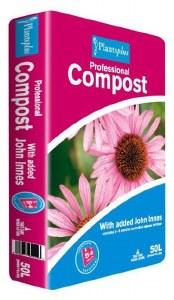 Plantsplus Professional Compost with John Innes 50L