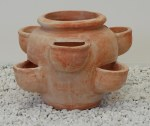 Strawberry Pot Terracotta