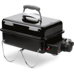 Weber Go Anywhere Gas Black