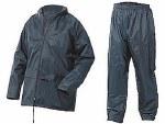 Ark Nylon Rain Suit XL Navy