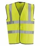Ark Safety Hi-Viz Vest Yell XL