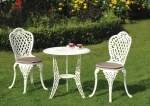 Borovale Bistro Set Cream