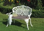 Borovale Love Seat Cream