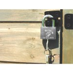 Bosmere Padlock Large Security