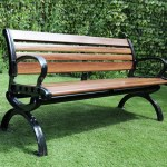 Fibreglass 5ft Bench