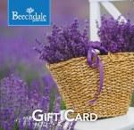 BGC Gift Card Lavender €100