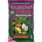 Houseplant Focus Repotting Mix 2L