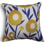 LG Cushion Nordic Flowers