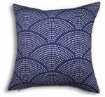 LG Cushion Zen Circles Blue