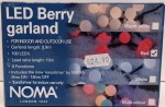 100 LED Berry Garland