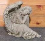 JD Reading Angel 40cm