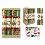 12 Family Tree and Wreath Crackers