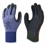 Advanced Grip 341 Glove Purple - Large