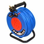 2 Gang Cable Reel 25m
