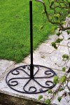 Bird Station Patio Stand