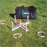 Quoits in Canvas Bag