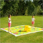 Giant Garden Snakes and Ladder 3m X 3m