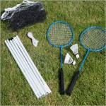 Badminton Set w Net