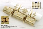 6 Premium Gold and Cream Crackers