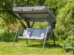 Turin 3 Seater Swing Seat
