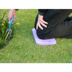 Garland Kneeler Pad Purple