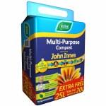 Multi-Purpose Compost with John Innes 25L