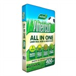 Aftercut All In One Lawn Feed, Weed and Moss Killer 400m²