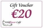 Wildflower Gift Voucher €20