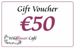 Wildflower Gift Voucher €50