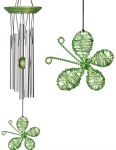 Isabelle's Dancing Butterfly - Lime