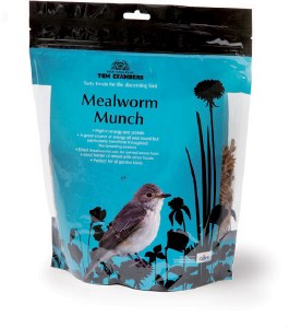 Tom Chambers Mealworm Munch 100g