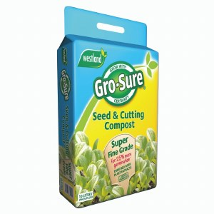 Gro-Sure Seed and Cutting Compost 10L