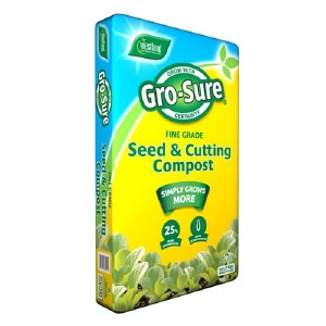 Gro-Sure Seed and Cutting Compost 30L