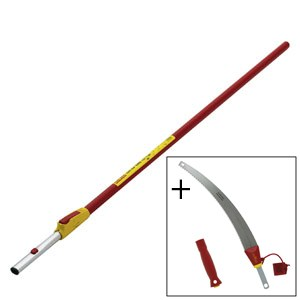 Pruning Saw REM & Telescopic Handle 300cm