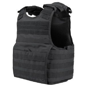 Vest - Plate CarrierEXO Blk XL