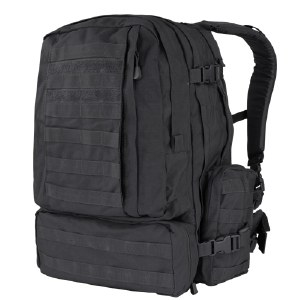 Pack - Assault 3 Day Black