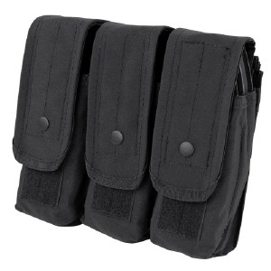 Pch - AR/AK Tri Mag Black