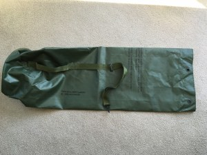 Bag - Duffle Tent Size 52in GC