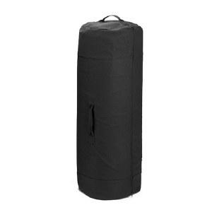 "Bag - Duffle Zip Black 30""x50"""