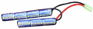 Battery - 8.4vt 1600mah Nuchuc