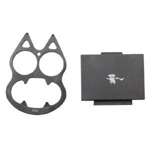 Keychain - Cat Eyes Black