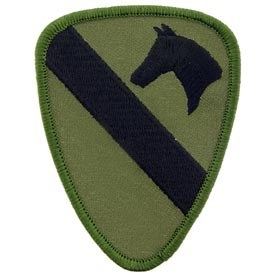 Ptch - ARMY,001ST,CAV.DIV,Subd