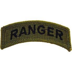 Ptch - ARMY TAB RANGER