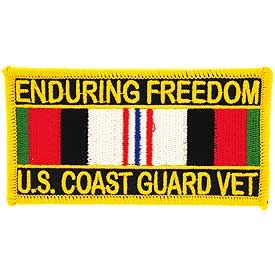 Ptch - ENDURING.FREED.USCG.SVC