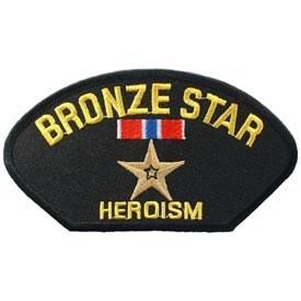 Ptch - HAT,BRONZE STAR