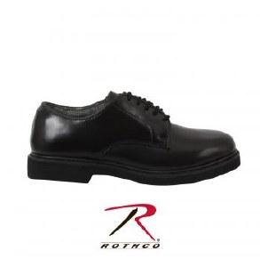 Shoe - Neo Sole Blk Lthr  7 W